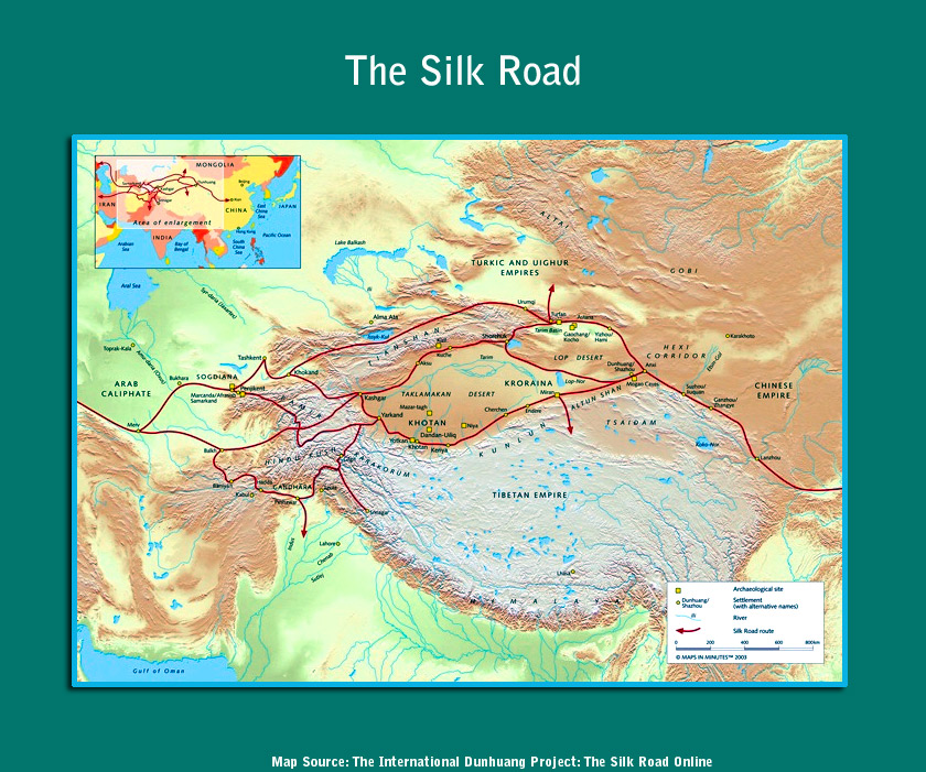 the silk road to - photo #15