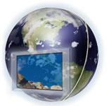 tv on world