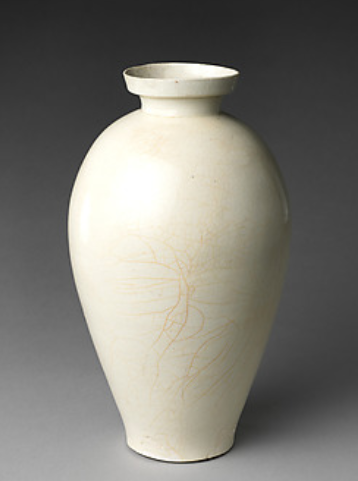 celadon vase China circa 11th 12th century Metropolitan Museum of Art